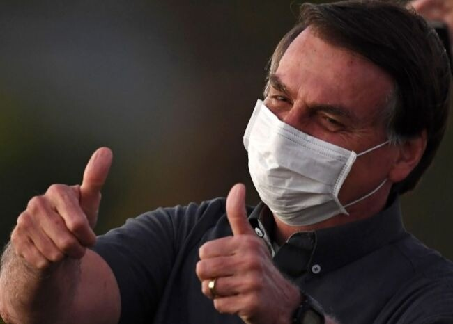 372202_Jair Bolsonaro / AFP