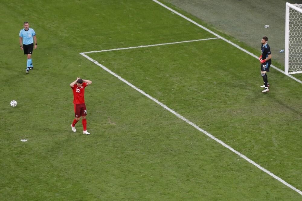 Suiza se va de la Eurocopa por la vía de los penales ante España