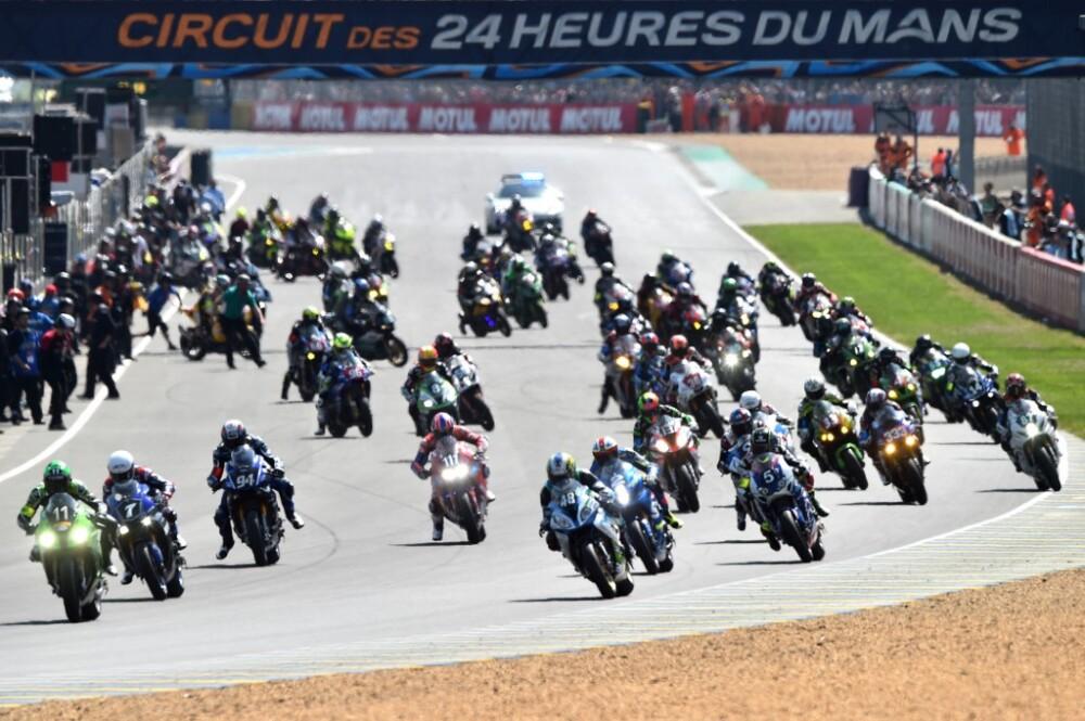 Le Mans. Foto AFP