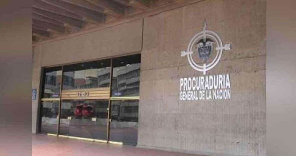 61942_Foto: BLU Radio/ Edificio Procuraduría