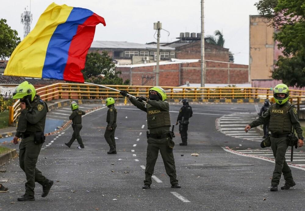 Reforma a la policía en Colombia