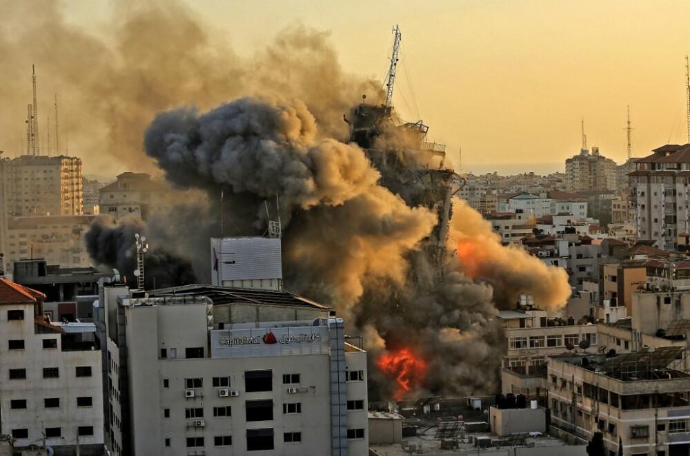 Conflicto entre Israel y Palestina