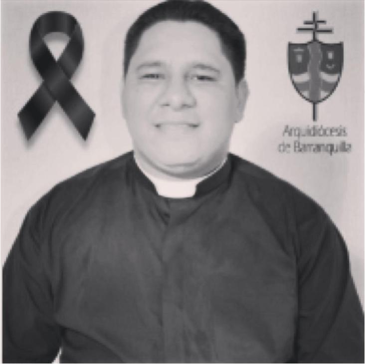 370855_BLU Radio // Sacerdote de una iglesia en Soledad muere por infección respiratoria // Foto: Arquidiócesis de Barranquilla
