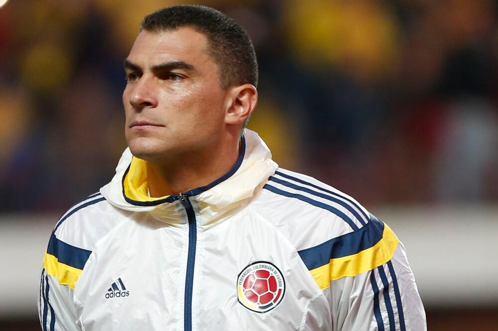 Faryd Mondragón, exjugador de la Selección Colombia