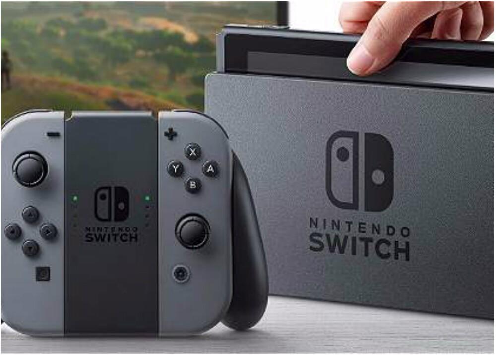 279451_Nintendo Switch - Foto: Nintendo