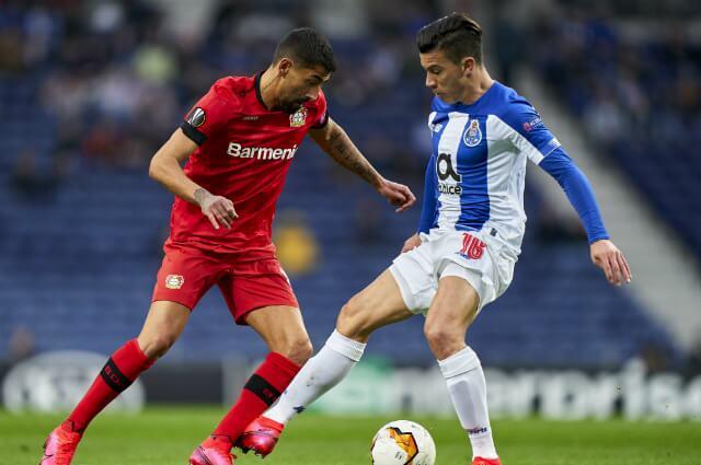 331731_Porto vs. Bayer Leverkusen