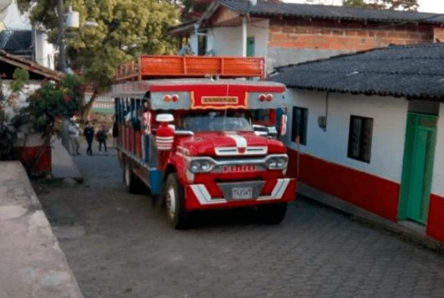 Trágico accidente cobró la vida de una menor en Antioquia. Foto: Alcaldía de Támesis