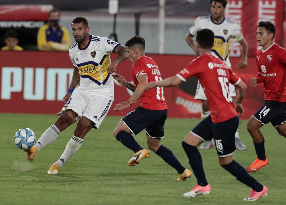 Edwin Cardona Boca Juniors AFP Independiente.jpg