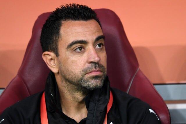 334136_Xavi Hernández, exjugador y técnico español.