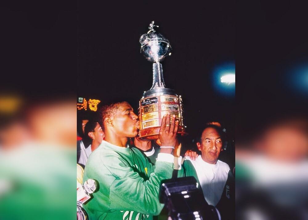 Luis Carlos Perea, Copa Libertadores 1989