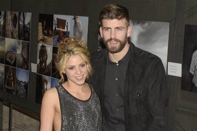 322362_Shakira y Gerard Piqué