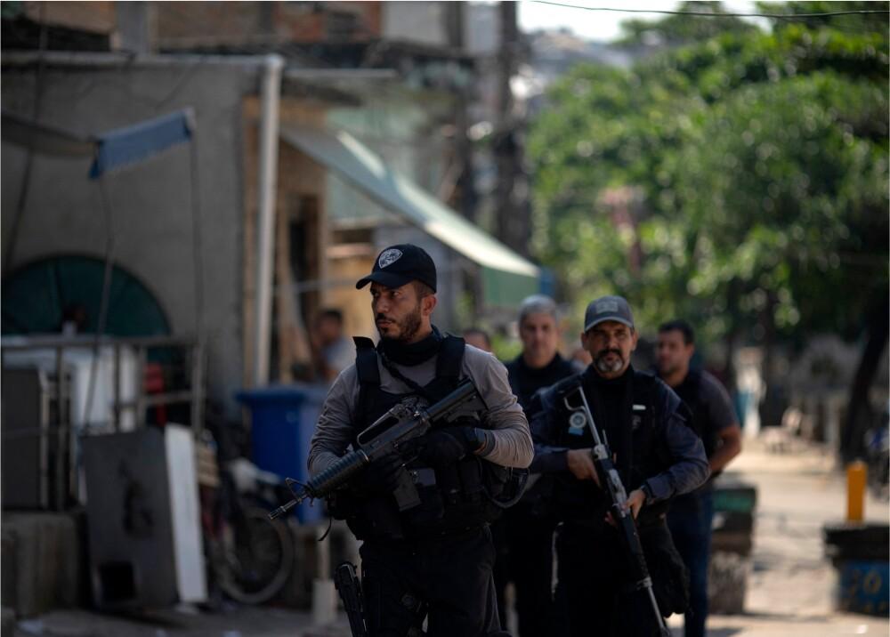 Operación antidroga en favela de Rio de Janeiro Foto AFP.jpg