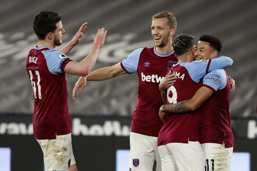 West Ham United. Foto: AFP