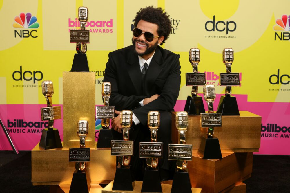 The Weeknd - American Music Awards 2021